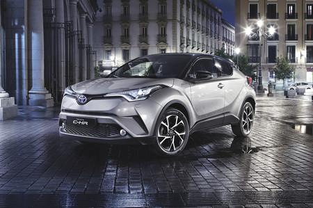 Toyota C-HR Europeo