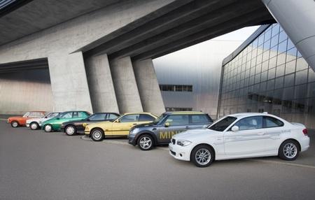 BMW, 40 años de movilidad eléctrica