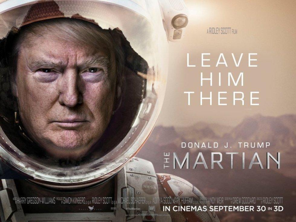 Foto de Películas con Donald Trump (7/12)