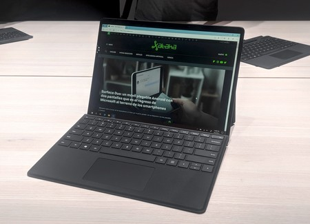 Surface Pro X Impresiones
