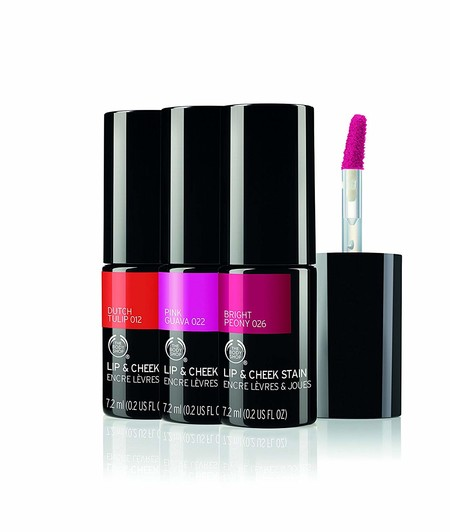 Lip Cheek Stain De The Body Shop