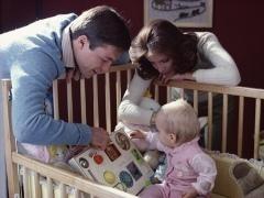 El estrés prenatal afecta al patrón de sueño del futuro bebé