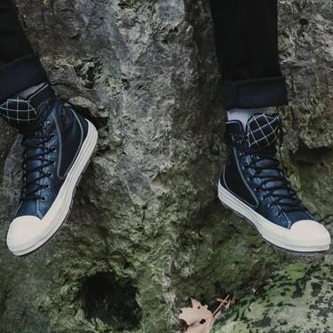 Cuatro pares de Converse para sustituir sin problema cualquier modelo de botas este otoño
