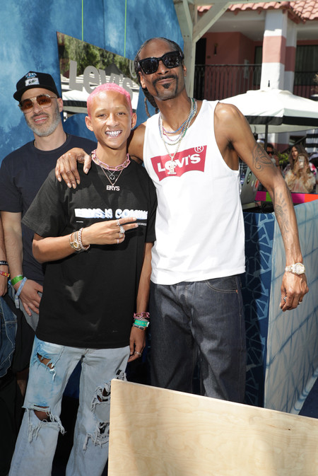 Jaden Smith Snoop Dogg