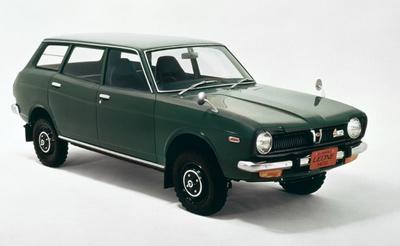 Subaru celebra los 40 años del AWD simétrico