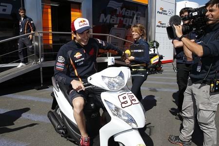 MotoGP Francia 2014: los Márquez y Luis Salom empiezan dominando el viernes