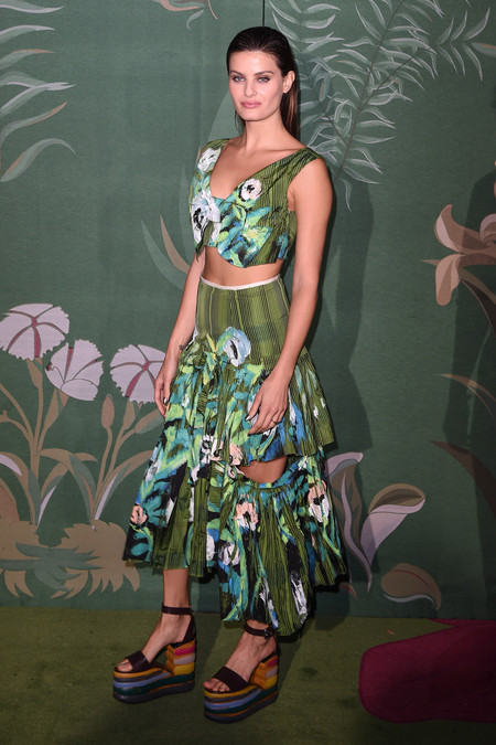 Isabeli Fontana green carpet fashion awards 2019
