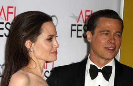 Angelina Jolie divorcio Brad Pitt