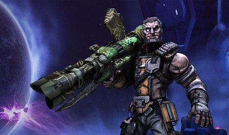 Cuatro vídeos del badass de Wilhelm, de Borderlands: The Pre-Sequel, repartiendo estopa