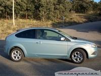 Ford Focus Coupé contra Peugeot 308 3p, comparativa (parte 3)