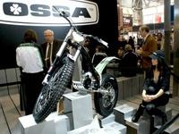 OSSA TR 280 presentada en el Salón de Milán