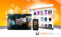 Google Music Beta ya disponible, pero sólo para EEUU y con invitación