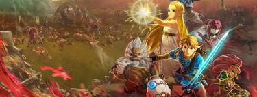 Jugamos 'Hyrule Warriors: Age of Calamity': una aventura espectacular que necesita un Nintendo Switch más poderoso