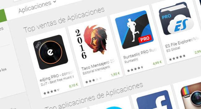 Top Aplicaciones