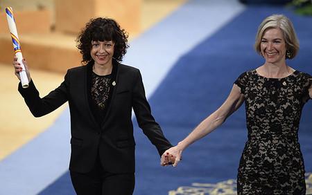 Jennifer Doudna Y Emmanuelle Charpentier Nobel