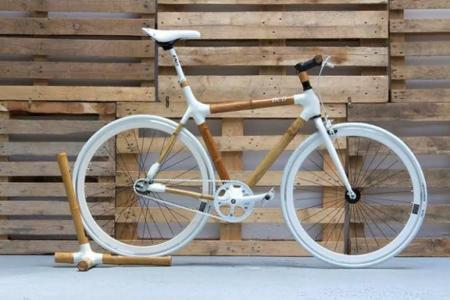 Bambu Campos Bikes, bicicletas artesanales de bambú