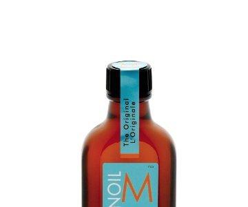 Probamos el tratamiento de aceite para el cabello de Moroccanoil
