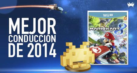 Mejor juego de conducción de 2014 según los lectores de VidaExtra: Mario Kart 8