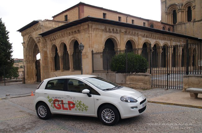 Fiat Punto GLP 01