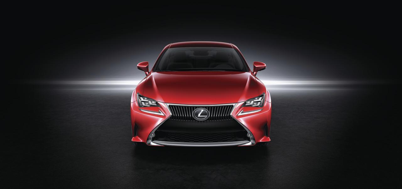 Lexus Rc 2014 7 29