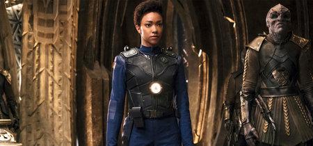'Star Trek: Discovery' se despide hasta enero encontrando, por fin, su identidad