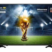 Hisense tendrá en exclusiva para México la transmisión del mundial en 4K para sus televisores, pero no todos los partidos
