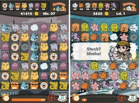 Safari Party para iOS, un nuevo giro a los clásicos puzzles