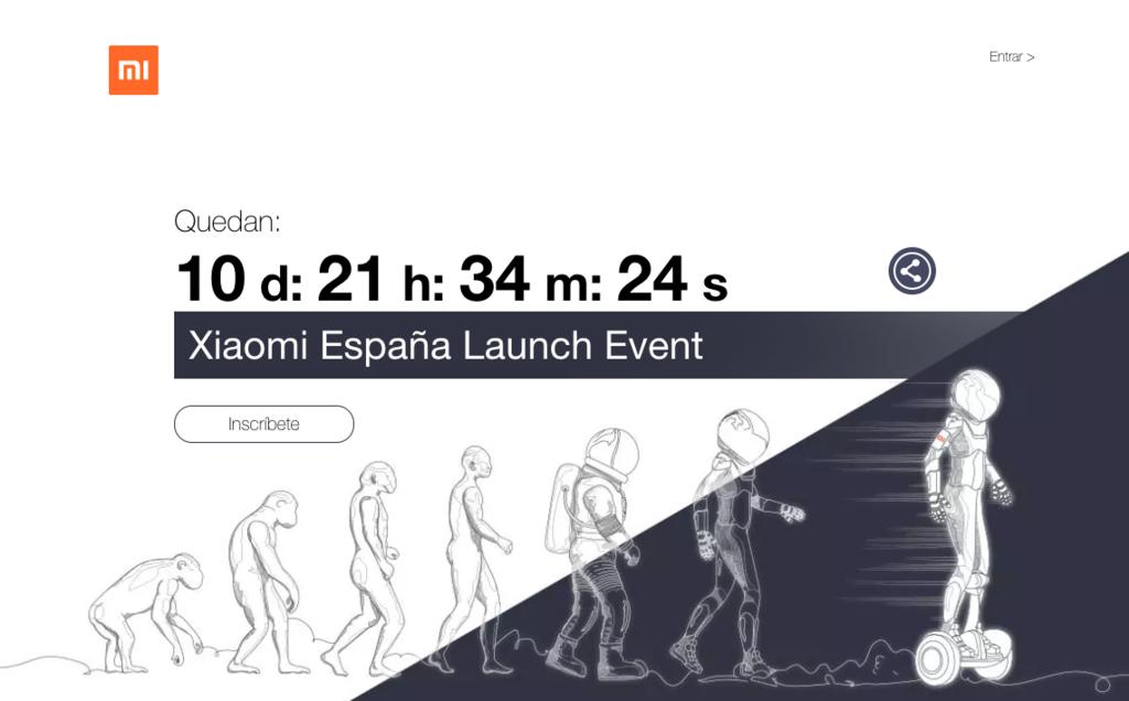 La llegada de Xiaomi™ a España