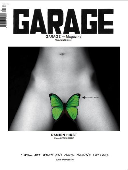 Garage Damien Hirst