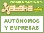 Comparativa tarifas profesionales para autónomos y empresas