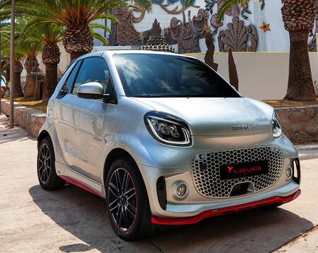 smart fortwo EQ Ushuaïa Limited Edition 2020, precios