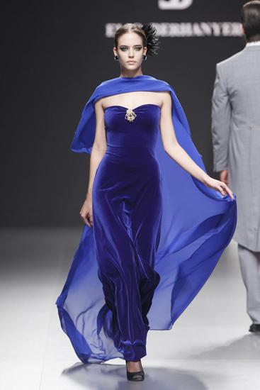 Elio Berhanyer Cibeles Madrid Fashion Week Otoño-Invierno 2010/2011