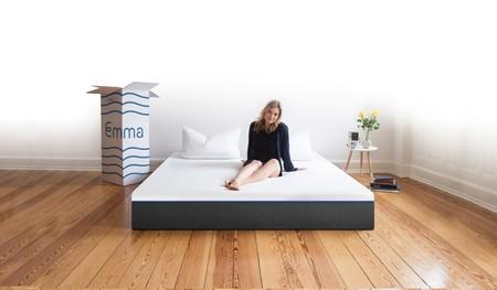 Emma, el colchón mejor valorado de Europa, ya se puede comprar en España