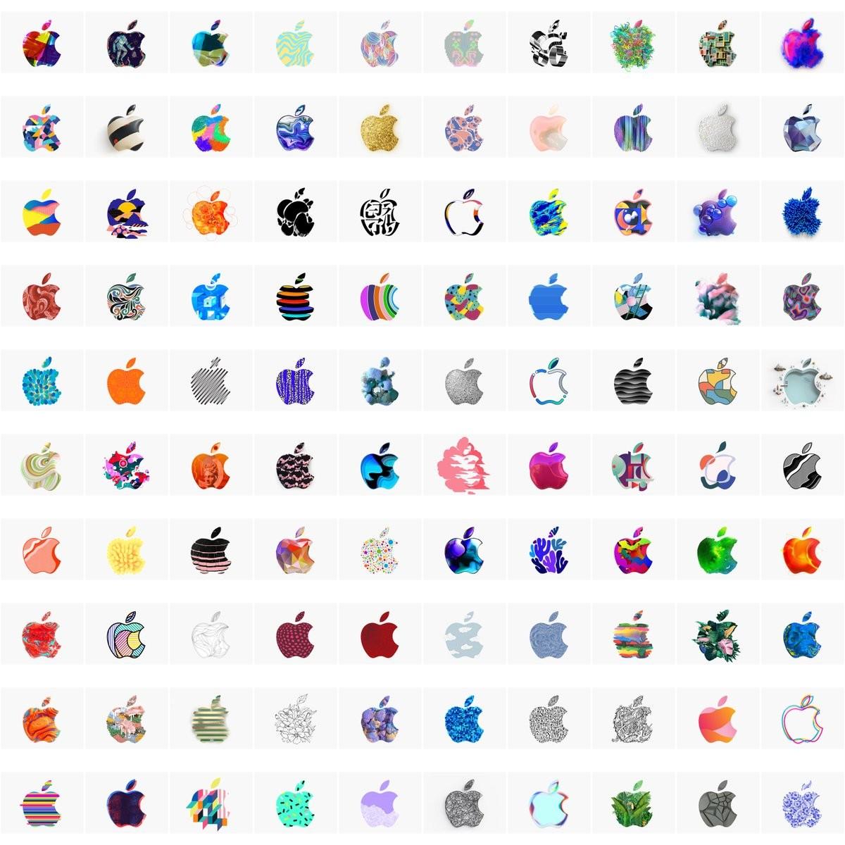 Galería logos Apple Event