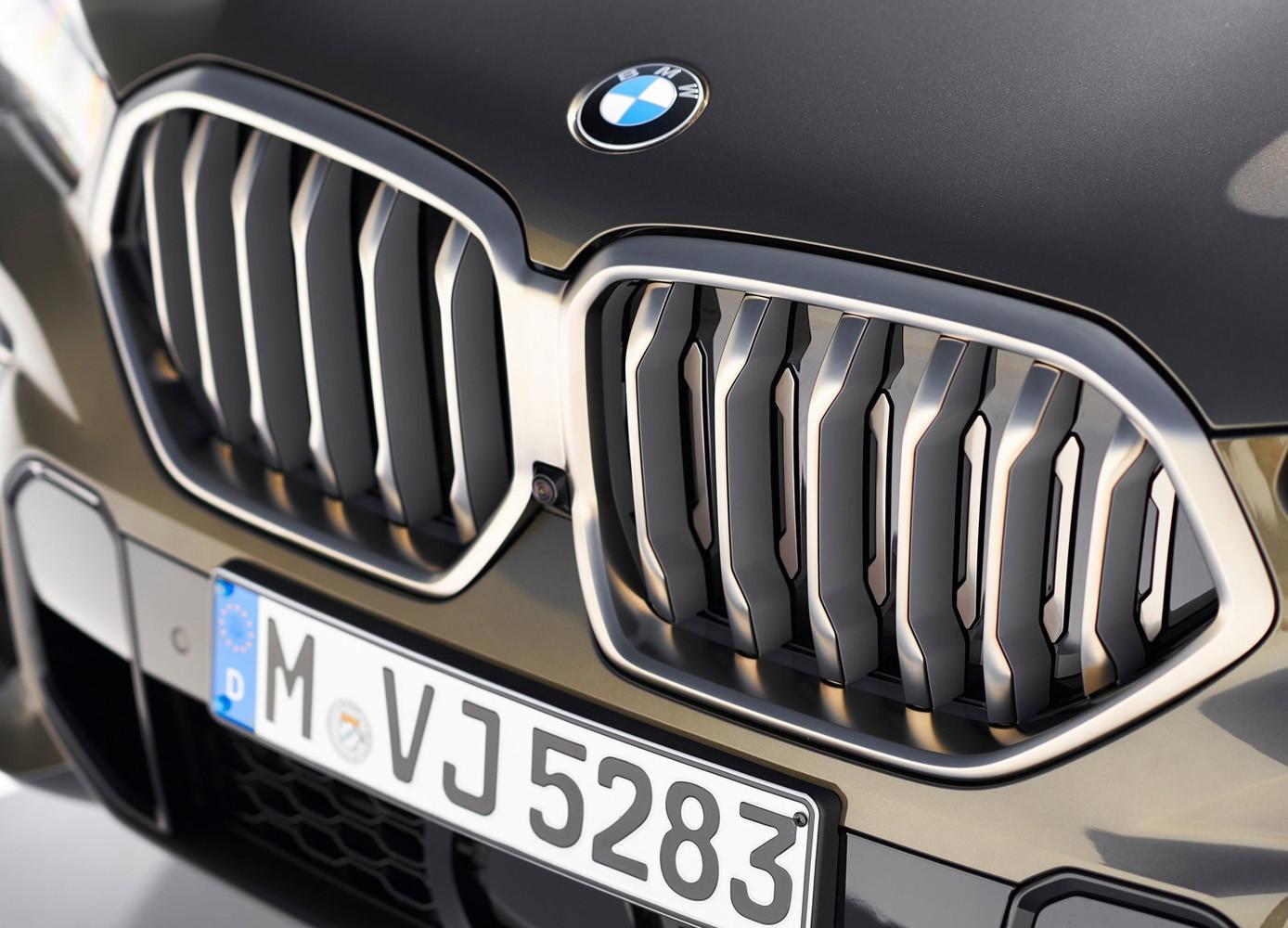 Foto de BMW y la evolución de sus riñones (15/18)