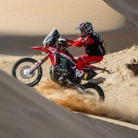 Los detalles de la Honda CRF450 Rally, la moto que está tumbando la hegemonía de KTM en el Dakar