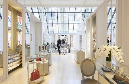 Dior abre nueva boutique en el Museum District de Ámsterdam