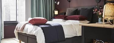 Con estas 33 piezas de Ikea está chupado dar una vuelta de tuerca a la decoración de tu dormitorio