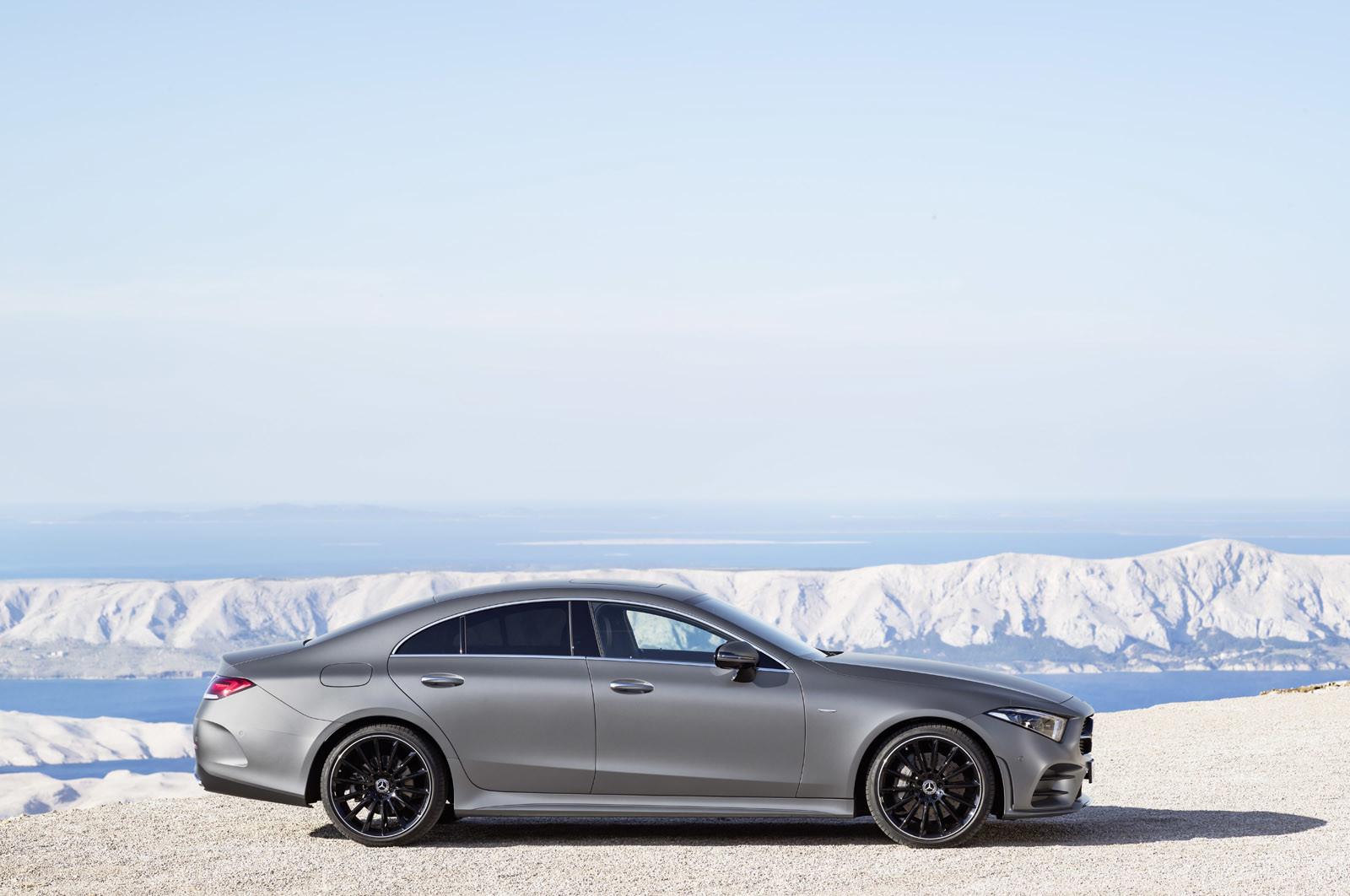 Foto de Mercedes-Benz CLS Coupé 2018 (37/56)