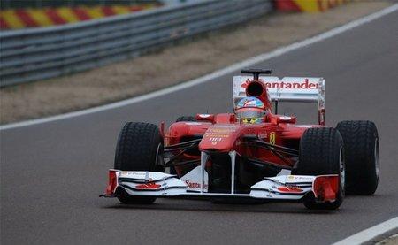 Ferrari ha desarrollado su propio sistema de altura constante