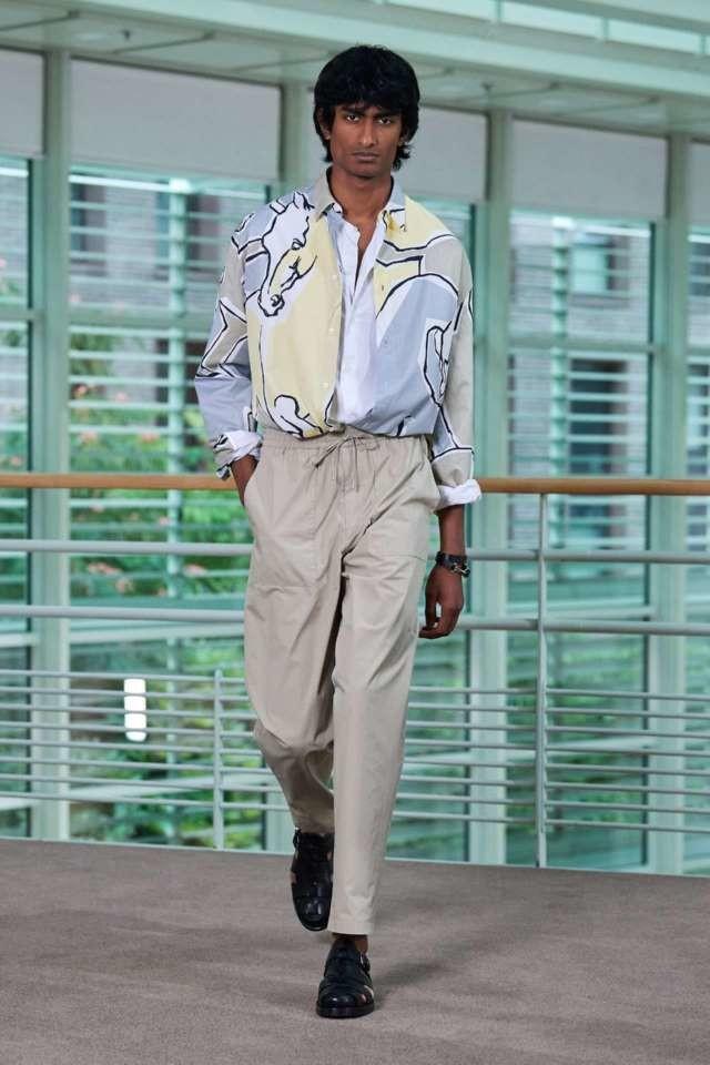 Foto de Hermès Colección Primavera-Verano 2021 (17/18)