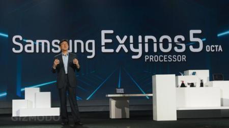 Samsung presenta Exynos 5 Octa, el corazón de sus nuevos Galaxy