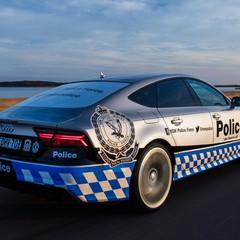 Foto 7 de 15 de la galería audi-s7-sportback-policia-australia en Motorpasión