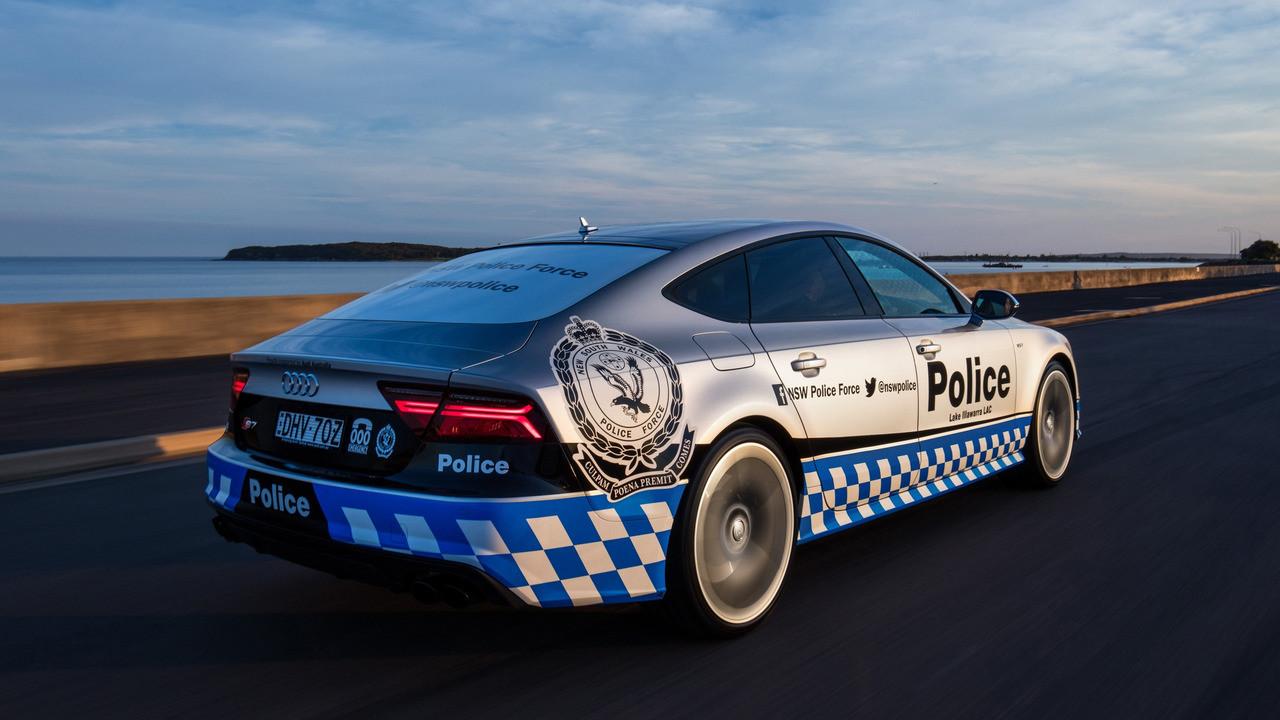 Foto de Audi S7 Sportback Policía Australia (7/15)