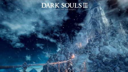 Los peligros de Dark Souls III: Ashes of Ariandel en su primer gameplay