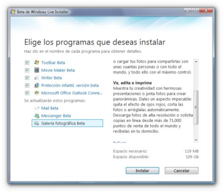 Las betas de la Wave 3 de Windows Live ya se pueden descargar
