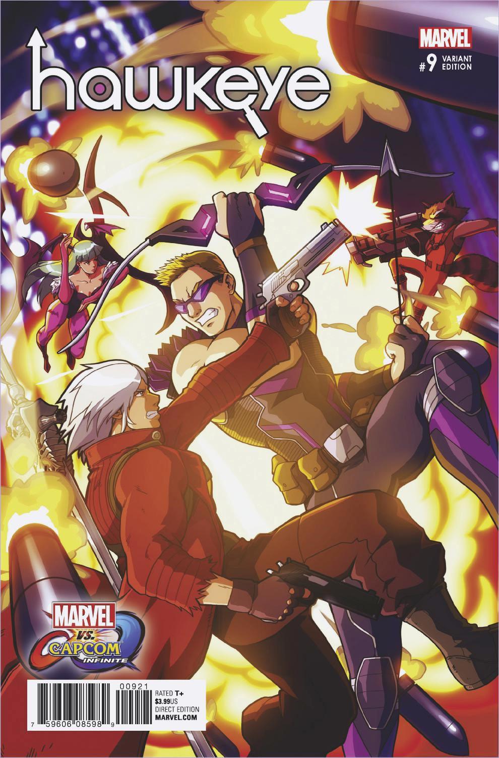 Foto de Marvel vs. Capcom portadas especiales julio y Agosto (1/8)