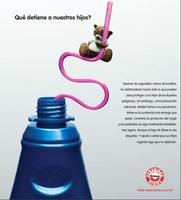 Bitrex, seguridad contra envenenamientos en los niños
