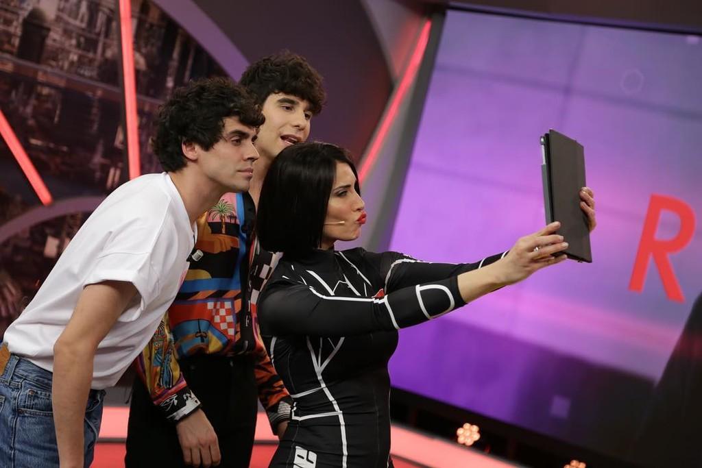 Pilar Rubio hace un Irina Shayk y muestra con una melena al mas puro estilo Bob