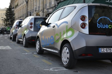 Carsharing Autolib Londres